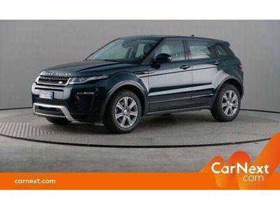 usata Land Rover Range Rover evoque 2.0 Td4 150cv Se Dynamic