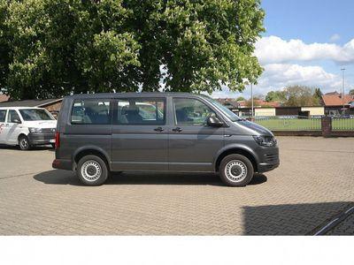 gebraucht VW T6 Kombi Kombi 2.0 Bmt Tdi Dpf Dsg 7-gang Klima 9sitze