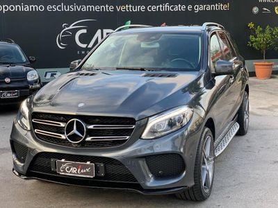usata Mercedes GLE350 d 4Matic Premium 258CV UNI PRO NAVI LED PEDANE
