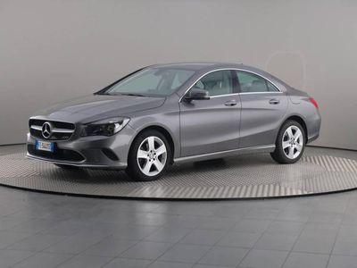 usata Mercedes 200 CLA-KlasseBusiness