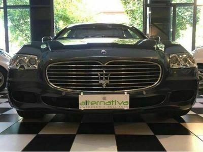 usata Maserati Quattroporte 3ª s. MERAVIGLIOSA - Cronologia tagliandi in