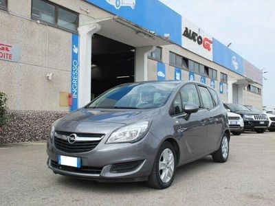 usata Opel Meriva 1.3 CDTI 95CV ecoFLEX Elective Neopatentati EU6
