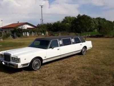 usata Lincoln Continental LIMOUSINE 7 metri Benzina