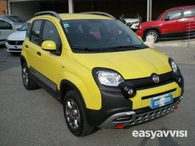 gebraucht Fiat Panda Cross 1.3 MJT 95 CV S&S 4x4 IN GARANZ