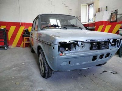 begagnad Fiat 127 sport five speed 75 hp originale