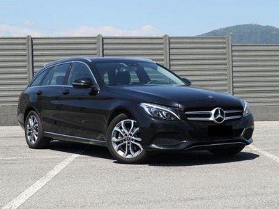 używany Mercedes C200 Classe C-S205 2014 SW SW Exclusive auto 9m