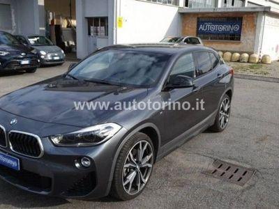 usata BMW X2 F39 xdrive20d Msport X auto