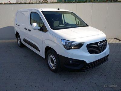 usata Opel Combo Cargo 1.5 Diesel 100CV L1 650kg Editi