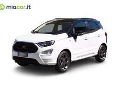 usata Ford Ecosport 1.5 TDCi 100 CV S&S ST-Line Diesel