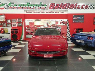 usata Ferrari 456 GT ROSSO BARCHETTA