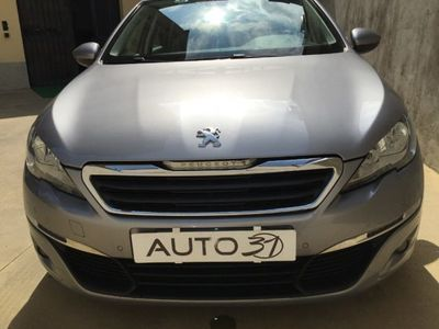 second-hand Peugeot 308 308 BlueHDi 120 EAT6 S&S SW AllureBlueHDi 120 EAT6 S&S SW Allure