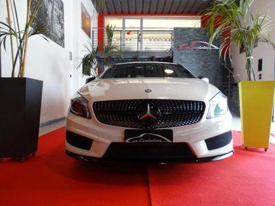 usata Mercedes A200 CDI Automatic Premium-AMG-BLACK.LIMITED.EDITION. rif. 7657780