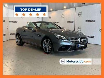 usata Mercedes E250 SLC d Premium AMG