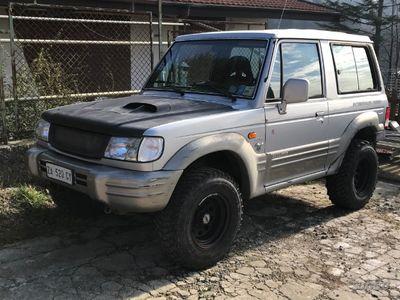 usata Hyundai Galloper - 2000