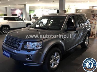 używany Land Rover Freelander 2.2 td4 S 4wd 150cv