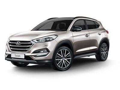 begagnad Hyundai Tucson 1.6 T-GDI DCT XPrime