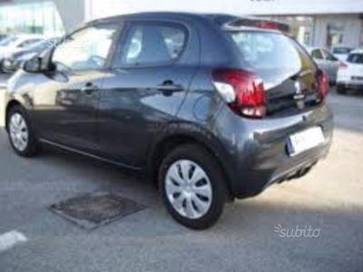 gebraucht Peugeot 108 1.0 benzina 2016