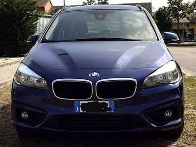 usata BMW 218 218 d Active Tourer7 post Advantage