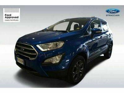 usata Ford Ecosport 1.0 EcoBoost 125 CV Start&Stop Plus