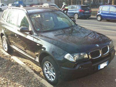usado BMW X3 2.0d 150 Cv 9/2005