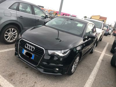 brugt Audi A1 automatica s-Line
