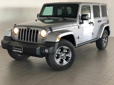used Jeep Wrangler Unlimited 2.8 CRD DPF Night Eagle
