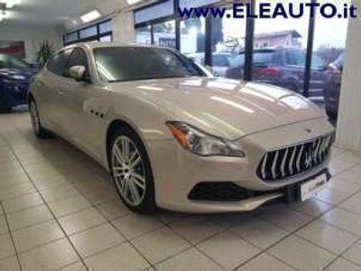 usata Maserati Quattroporte 3.0 V6 Diesel 275 CV IVA ESPOSTA Diesel