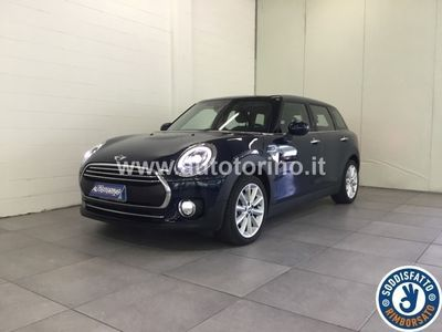 used Mini One Clubman CLUBMAN 1.5 D Hype