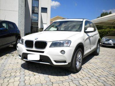usata BMW X3 xDrive20d Eletta Automatica