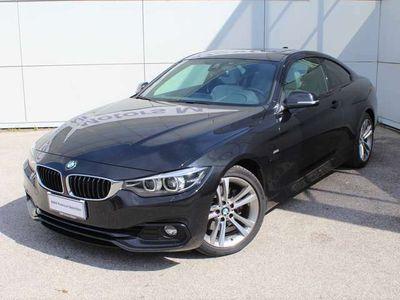 usata BMW 425 425 d coupe luxury