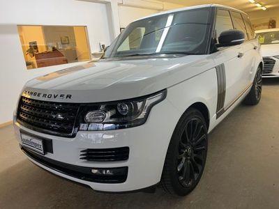 "usata Land Rover Range Rover 3.0 TDV6 Vogue MY2017 EURO 6/22""/BLACK PACK rif. 12933312"
