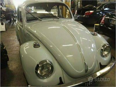 usata VW Maggiolino vetro piatto