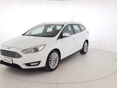 usata Ford Focus Focus2.0 TDCi 150CV S&S Powershift.SW Titanium X