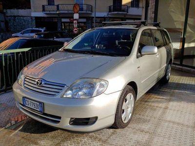 usado Toyota Corolla 1.4 D-4D M-MT Station Wagon UNICO PROPRIETARIO