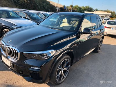 usata BMW X5 M sport sub.leasing