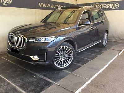 usata BMW X7 xDrive 30d