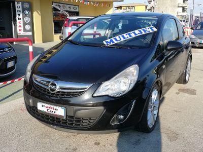 usata Opel Corsa 1,3 multijet 2012