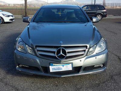 usado Mercedes E250 CDI Coupé BlueEFFICIENCY Avantgard