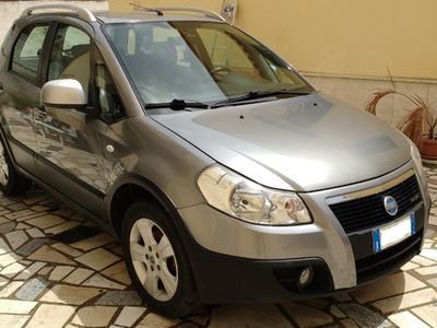 used Fiat Sedici 1.9 mjt 4x4 emotion