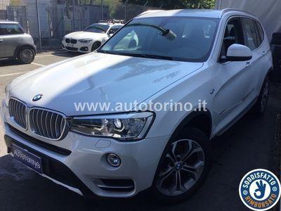 begagnad BMW X3 X3xdrive20d xLine auto