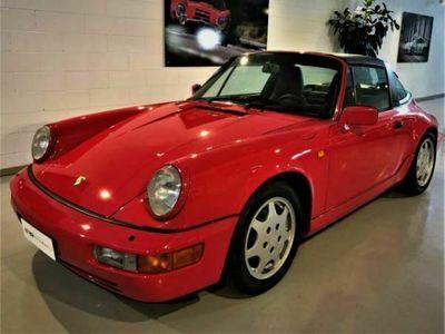 usata Porsche 911 Carrera Cabriolet 964 Targa Carrera 2 cat