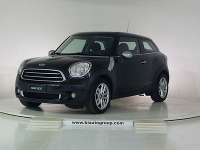 brugt Mini Cooper D Paceman 2.0 Business Automatica