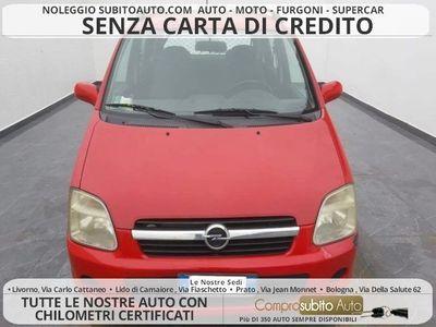 usata Opel Agila 1.2 16V Enjoy rif. 12603631