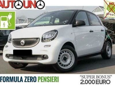 usata Smart ForFour Electric Drive 1ª serie Youngster ** AREA C MILANO + BOLLO GRATIS **