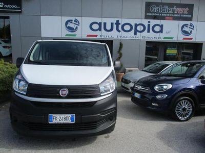 begagnad Fiat Talento 1.6 TwinTurbo MJT 125CV PL-TN COMBI