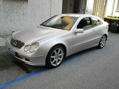 usata Mercedes C200 CDI cat Sportcoupé Elegance