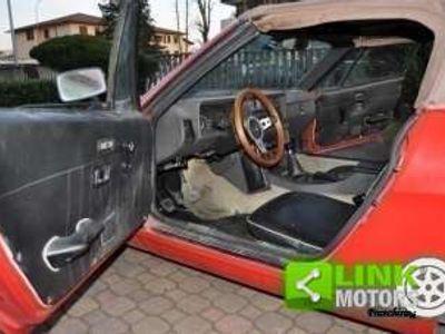 usata Triumph TR7 Cabrio