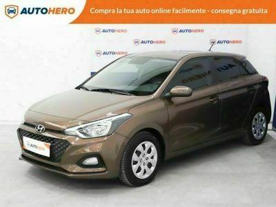 usata Hyundai i20 1.2 5 porte Advanced - CONSEGNA A CASA GRATIS