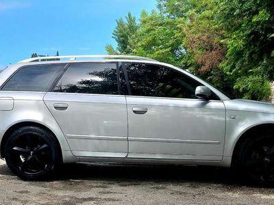 usata Audi A4 2.0 16V TDI Avant multitr. Top plus