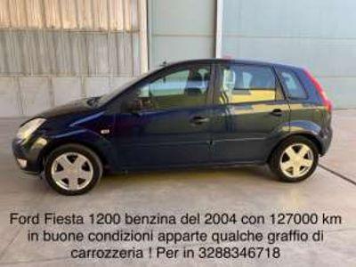 usata Ford Fiesta 1.2 16v 5p. zetec benzina